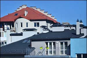 architectural metal roofing in rhode island