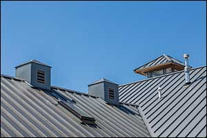 commercial metal roof providence