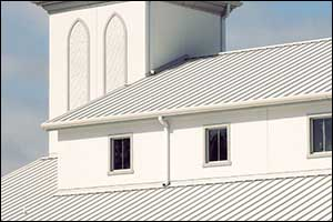 sheet metal roofing providence