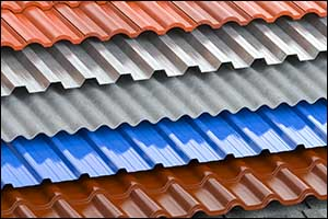 sheet metal roofing options in providence